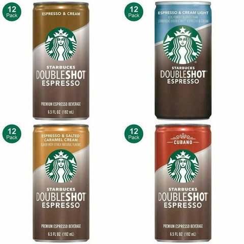 StarBucks Double Shot ESSPRESO 6.5oz