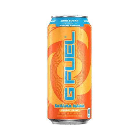 G FUEL ENERGY DRINK 12pk 16oz Cans