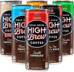 High Brew 8 Fl Oz, Pack of 12