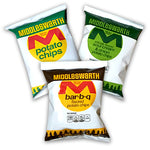 Middleswarth Potato Chips .75oz Bags 120 count