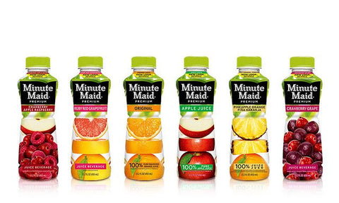Minute Made Juice 12oz Pack of 24
