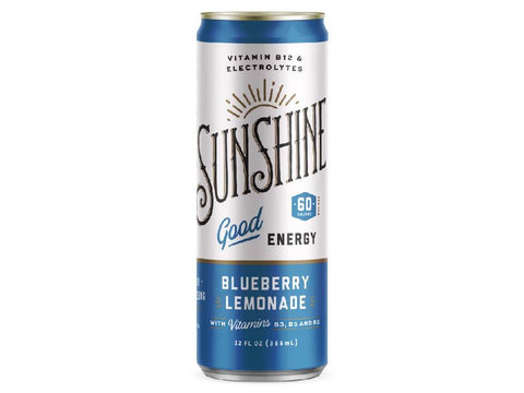 Sunshine Energy 12oz Can's 12pk