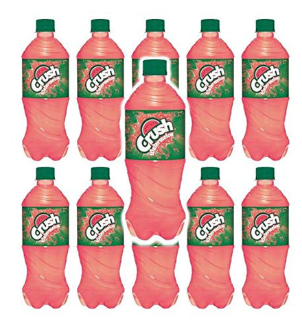 Crush Watermelon, 20 oz Bottles 24 pk