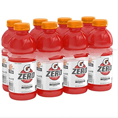 Gatorade Zero 20 oz Bottles