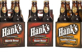 Hank's Gourmet Beverage 12oz Glass Bottles 24pk