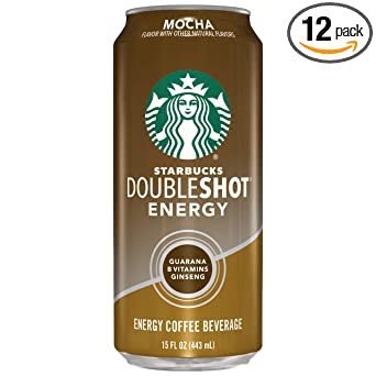 StarBucks Double Shots 15oz