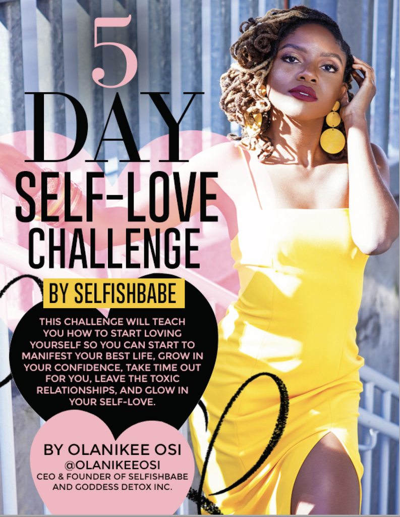 5 Day Self-Love Challenge