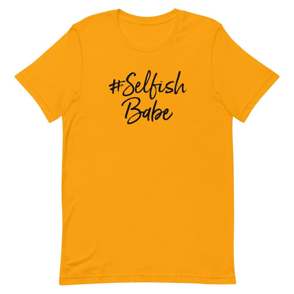SelfishBabe Alignment Shirt