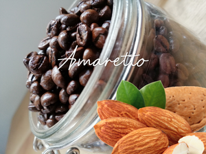 Amaretto Flavoured Coffee