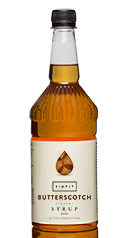 Butterscotch Simply Syrup - 250ml
