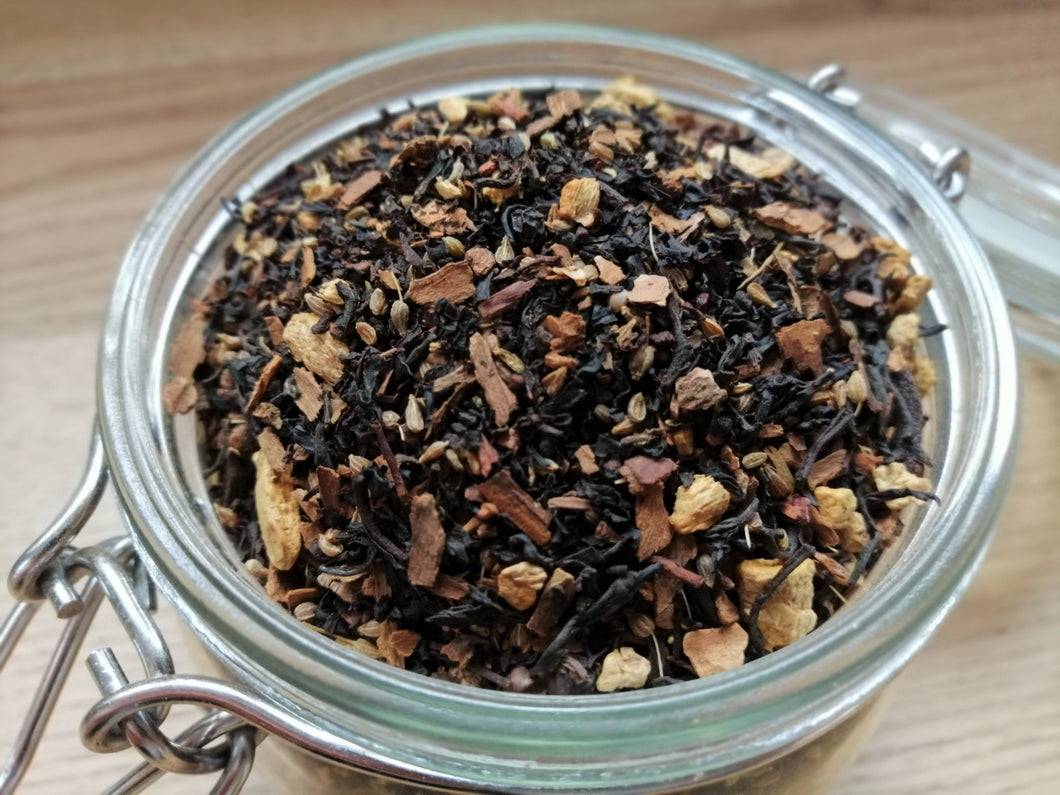 Spicy Chai - Loose Leaf Tea
