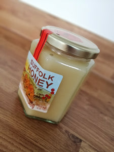 Local Suffolk Honey - 340g Jar