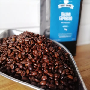 The Daily Grind Italian Espresso Blend Coffee (Strength 4)