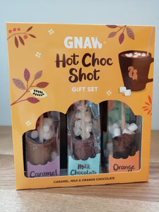 Hot Chocolate Shot Gift Set - GNAW