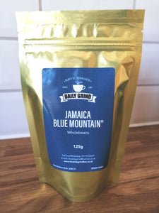 Jamaican Blue Mountain Coffee 125g
