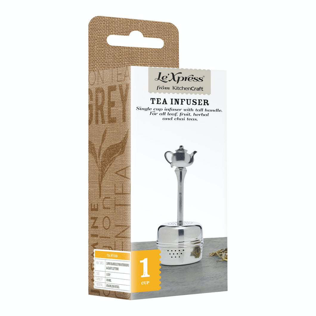 Stainless Steel Tea Ball Tea Infuser