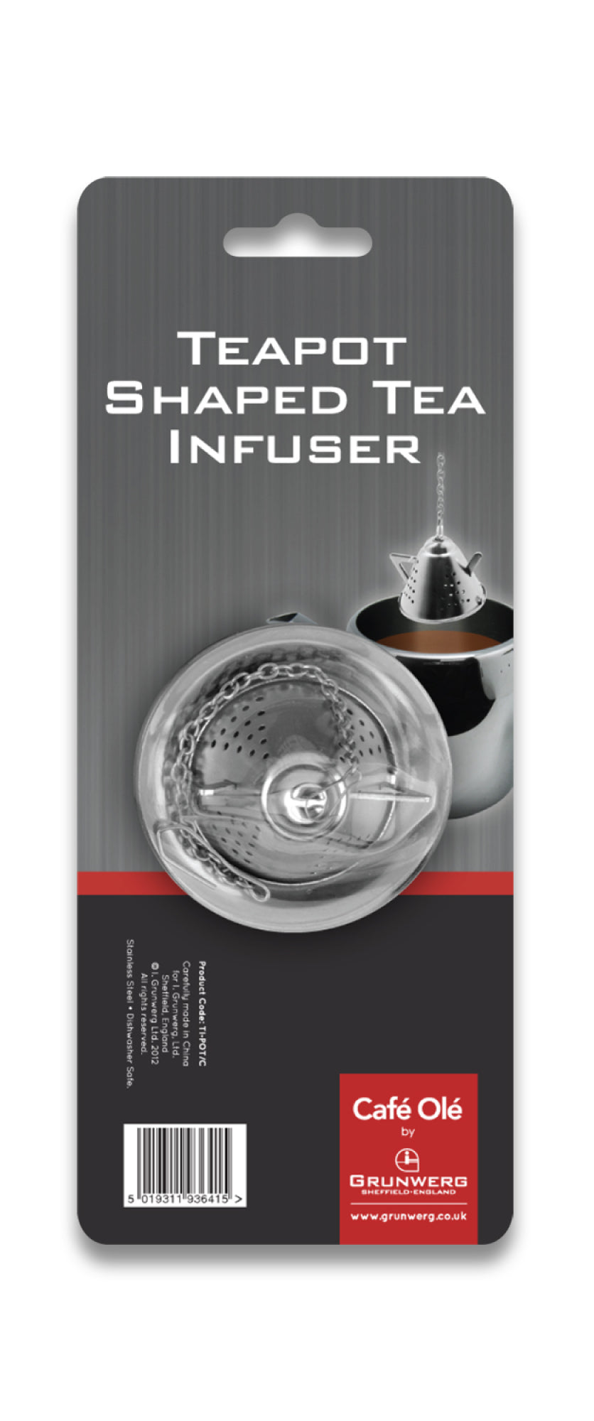 Teapot Loose Leaf Tea Infuser