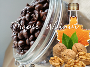 Maple Walnut Flavoured Coffee
