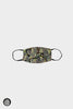 HORIZONTAL SEAM FACE MASKS (5-PACK) / CAMO BD | MAM Couture