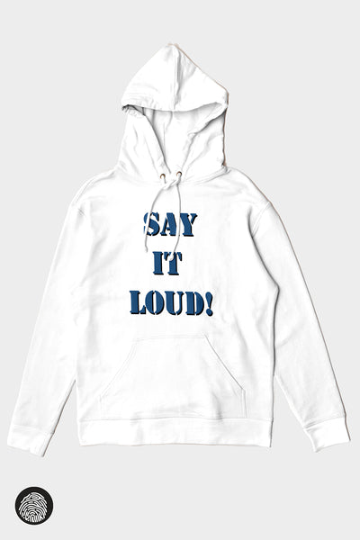 CORE HOODIE / SAY IT LOUD! | Lola Faturoti Loves