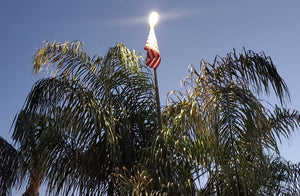 Patriot Solar Light