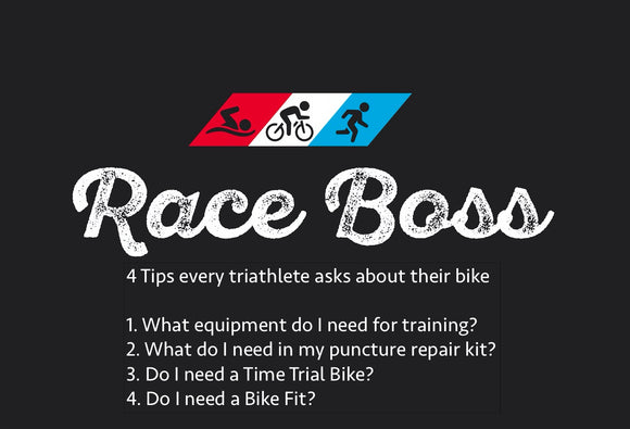 Bike questions every triathlete is afraid to ask