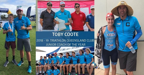 Triathlon Coach Toby Coote