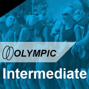 Olympic Triathlon Training Program - Intermediate