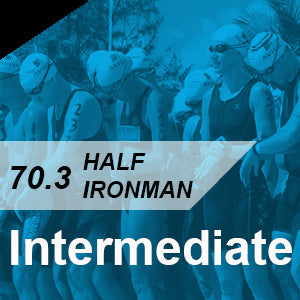 Half Ironman Triathlon Training Program - Intermediate