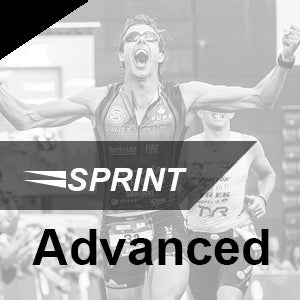 Sprint Triathlon Training Program - Advanced - 12wks