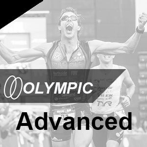 Olympic Triathlon Training Program - Advanced