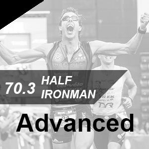 Half Ironman Triathlon Training Program - Advanced