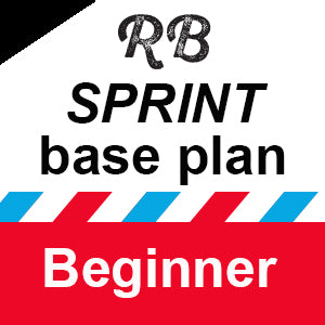 Sprint Beginner Base Program - 8wks