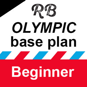 Olympic Beginner Base Program