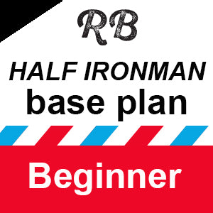70.3 Half IM Beginner Base Program