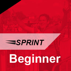 Sprint Triathlon Training Program - Beginner - 12wks
