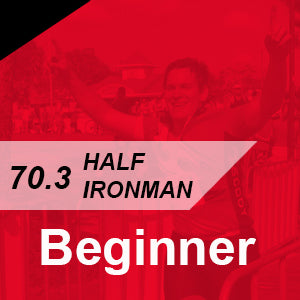 Half Ironman Triathlon Training Program - Beginner