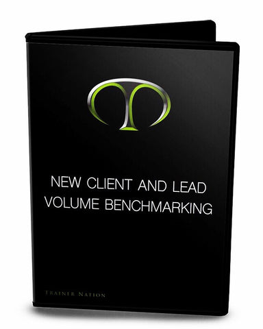 New Client And Lead Volume Benchmarking