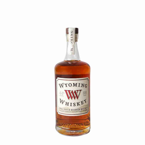WYOMING WHISKEY SMALL BATCH 375ml