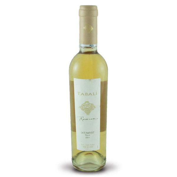 TABALI MUSCAT LATE HARVEST RESERVA 375ml