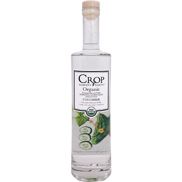 CROP ORGANIC CUCUMBER VODKA 80@ 750mL