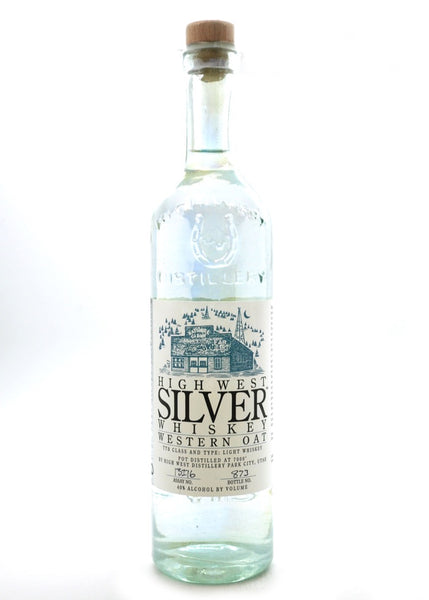 HIGH WEST WHISKEY SILVER WESTERN OAT 750ml