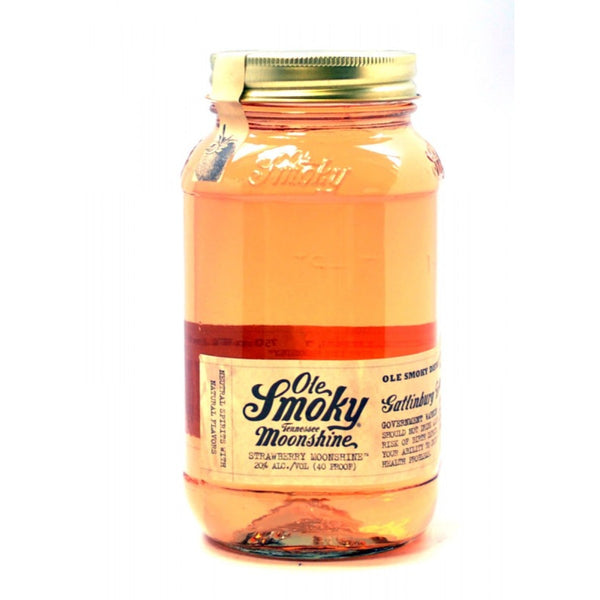 OLE SMOKY STRAWBERRY 750ml