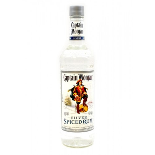 CAPTAIN MORGAN WHITE 750ml