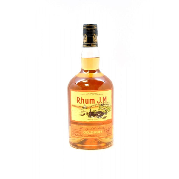RHUM J. M. GOLD RUM 750ml