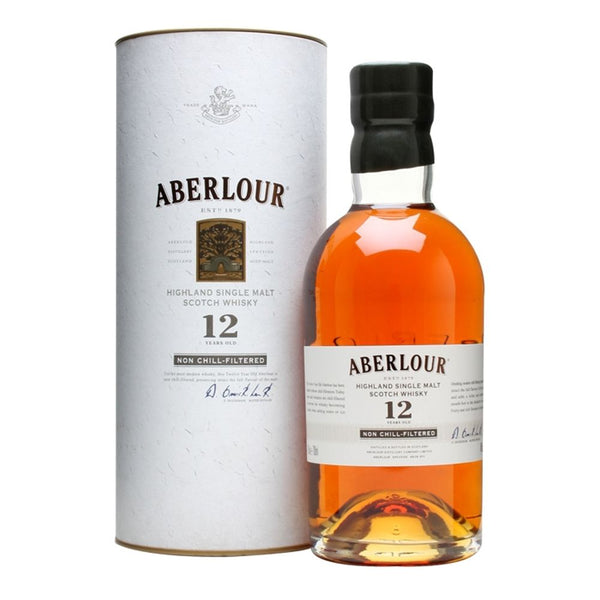 ABERLOUR 12 YEAR NON CHILL-FILTERED 750ml