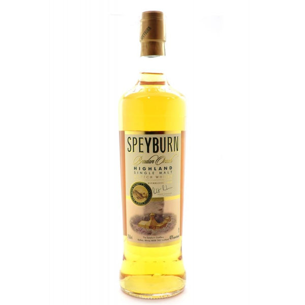 SPEYBURN SCOTCH SINGLE MALT BRADAN ORACH 750ml