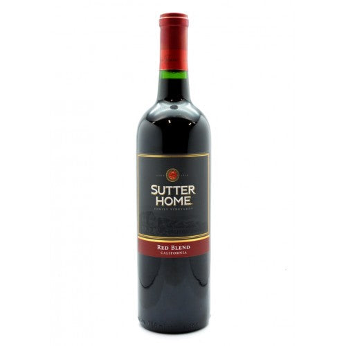SUTTER HOME RED BLEND ML 750ml