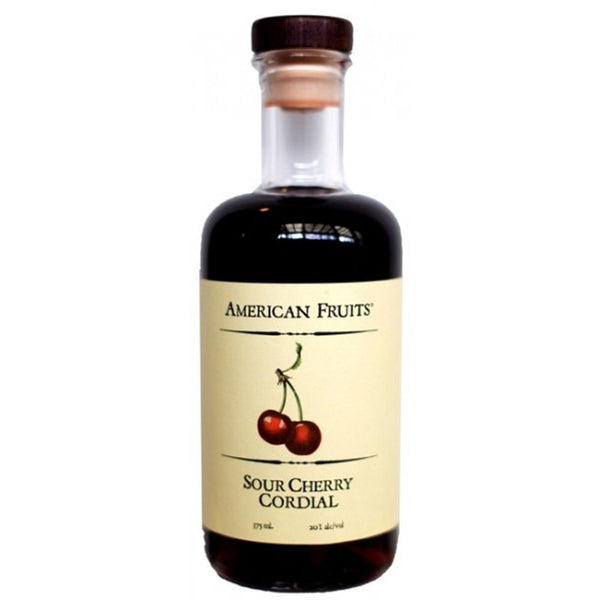 WARWICK AMERICAN FRUIT SOUR CHERRY 375ml
