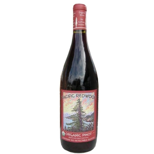 PACIFIC PINOT NOIR RED 750ml
